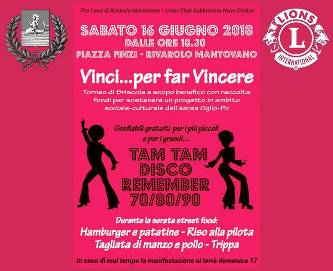 16/06/18 - Vinci.. per Far Vincere
