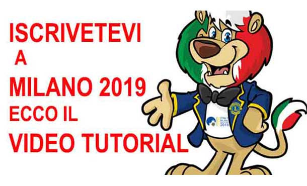 5-9/07/19 - CONVENTION LCI MILANO 2019