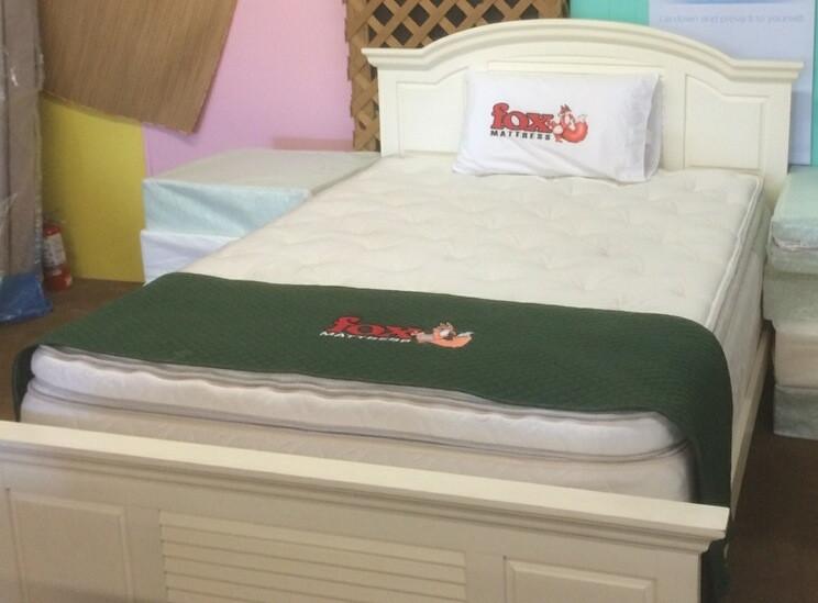 Fox Mattress Cube-It Bed