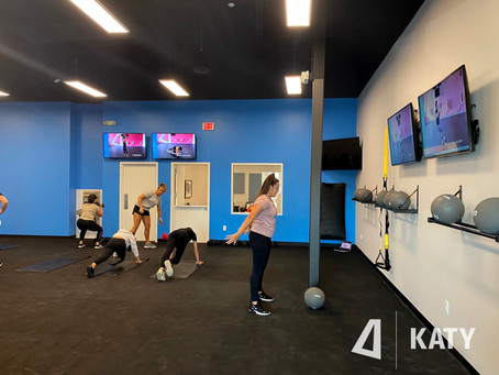 Katy Delta Life Fitness | Open House