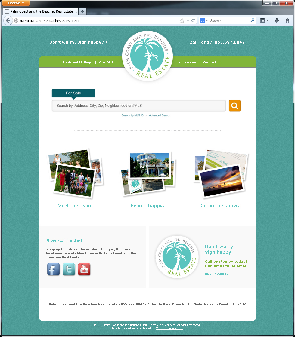 Web Design | Real Estate Sites