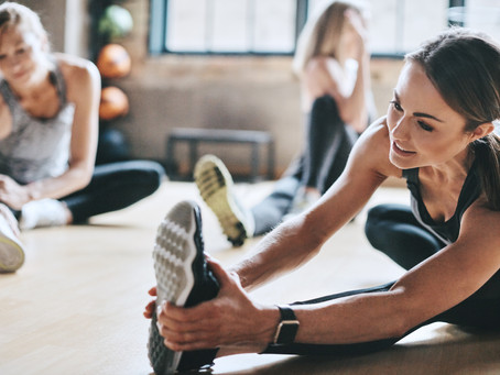 Diving Back into Fitness Series