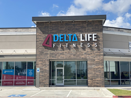 Katy Delta Life is Now Open!