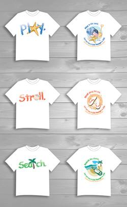 Graphic Design | T-shirt Campaign