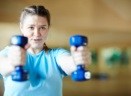 Diving Back into Fitness Series: Gym Etiquette