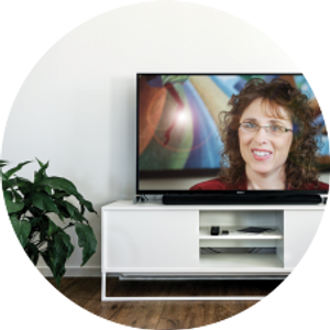 Dr. Laurie Mintz on TV