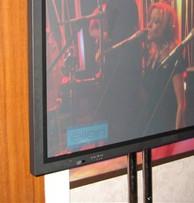 Jana Anderson with Stevie Nicks on The Ellen DeGeneres Show.