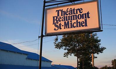 Forfait Théâtre Beaumont Saint-Michel - Motel Sympathique