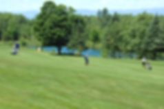 Forfait Golf - Motel Sympathique
