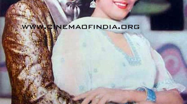 Shashi Kapoor and Hema Malini