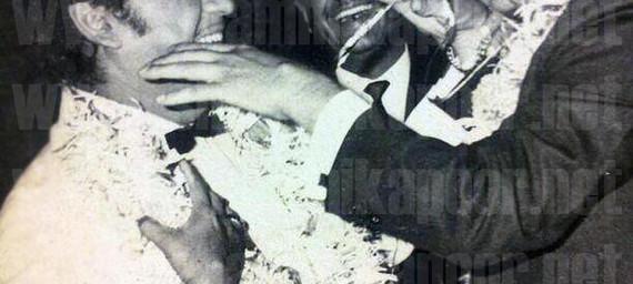 Kishore Kumar and Shammi Kapoor