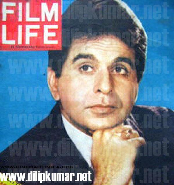 Dilip Kumar in Film Life