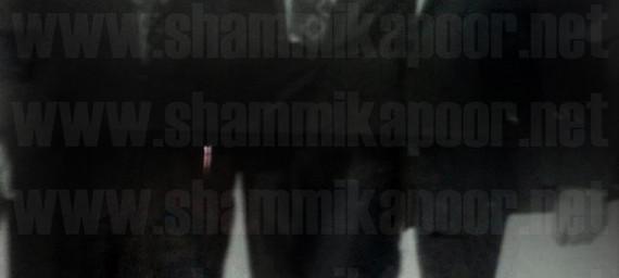 Shammi Kapoor and Mohammed Rafi
