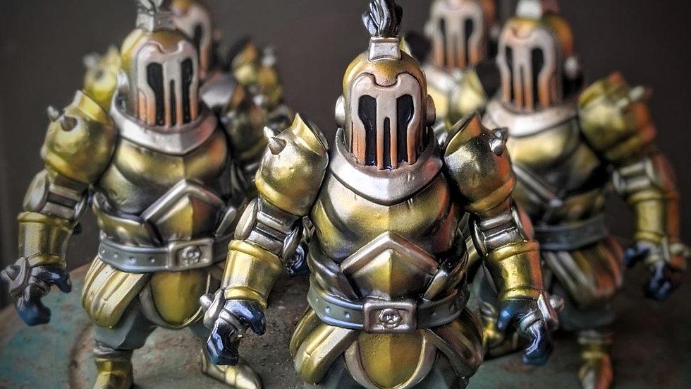 Mortis the Golden