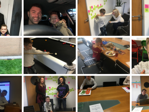 Life at DTX: Oscar's day in the office