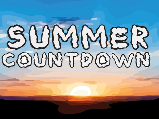 Sign up to the Summer Countdown 🌞⏲️