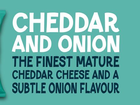 Cheddar and Onion