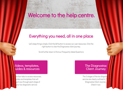 New Year, New Help Centre.