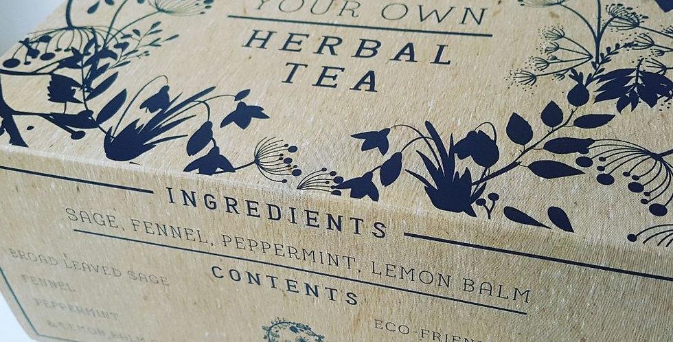 Herbal Tea - Grown Your Own Kit