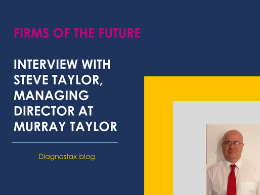 Interview with Steve Taylor: Firms of the Future