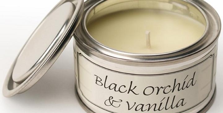 Black Orchid & Vanilla Candle
