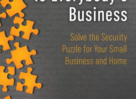 Cybersecurity is Everybody's Business - A Review
