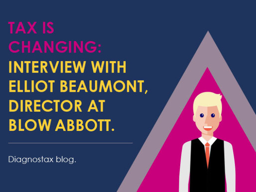 Tax is Changing – Elliot Beaumont