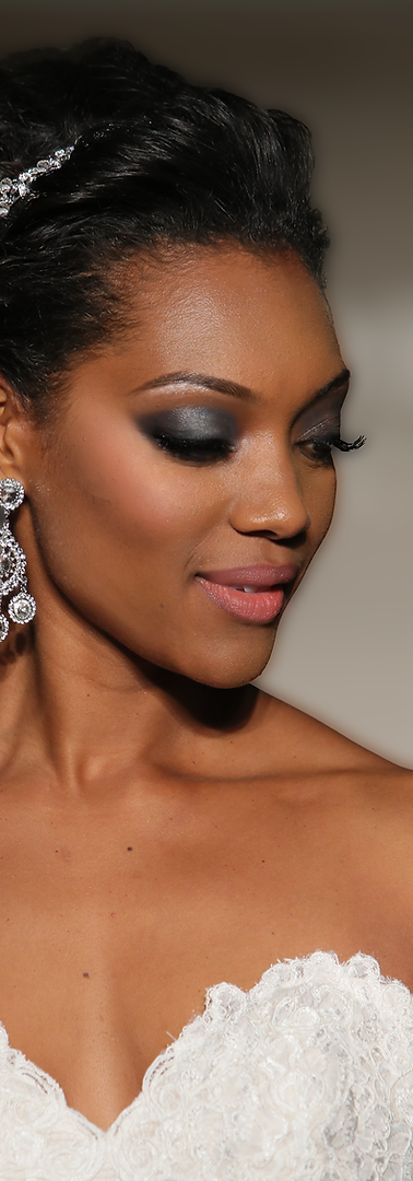 Catwalk_Bridal_Makeup_and_short_Afro_hai