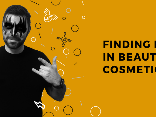 Finding R&D in Beauty & Cosmetics