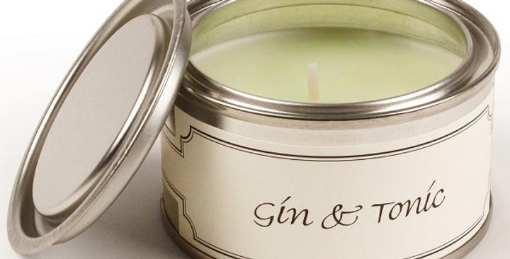 Gin & Tonic Candle