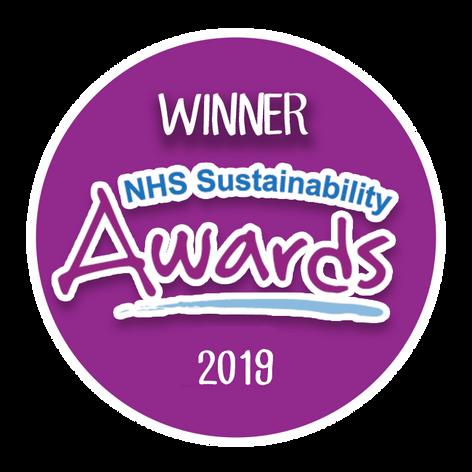 NHS Sustainability Award