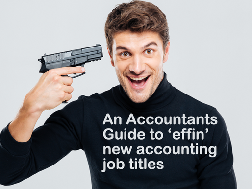 An accountants guide to 'effin' new accounting job titles