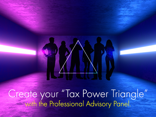 "Create your ""Tax Power Triangle"""