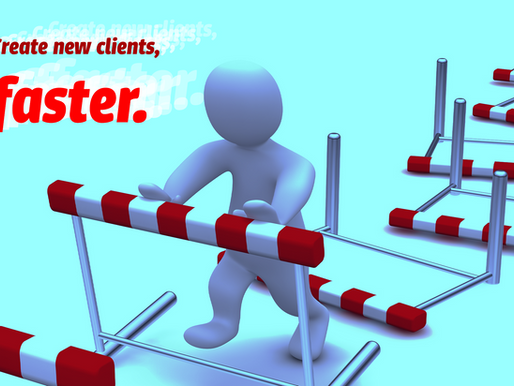 Create new clients, faster.