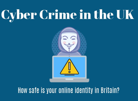 Cybercrime in the UK (Infographic)