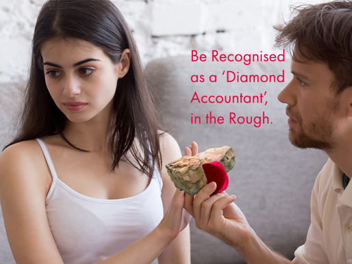Amanda C. Watts | Be Recognised as a 'Diamond Accountant', in the Rough.