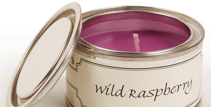 Wild Raspberry Candle