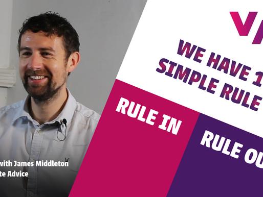 R&D: It's simple…rule it in, or rule it out.