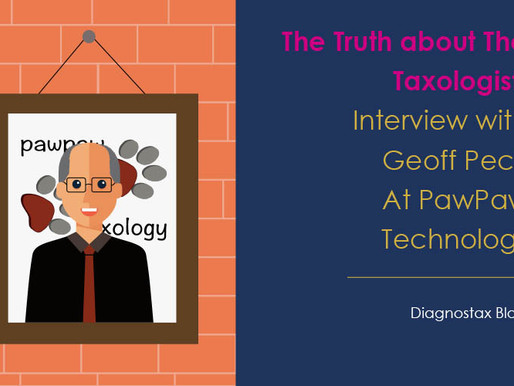 The Truth about The Taxologist – Interview with Geoff Peck
