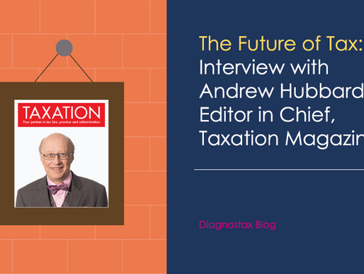 The Future of Tax and Technology: Interview with Andrew Hubbard