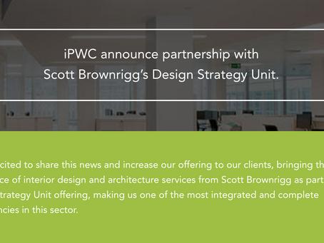 iPWC partner with Scott Brownrigg – Design Strategy Unit
