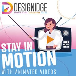 ANIMATION & VIDEO