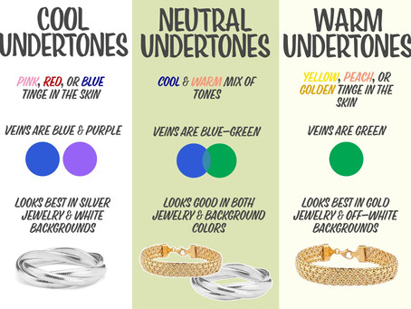 How To Find Your Undertone