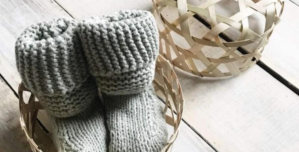 Organic Baby Shoe