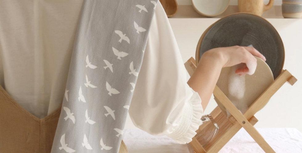 Flock Organic Tea Towel