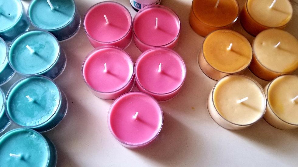 Tea Light Sample Pack
