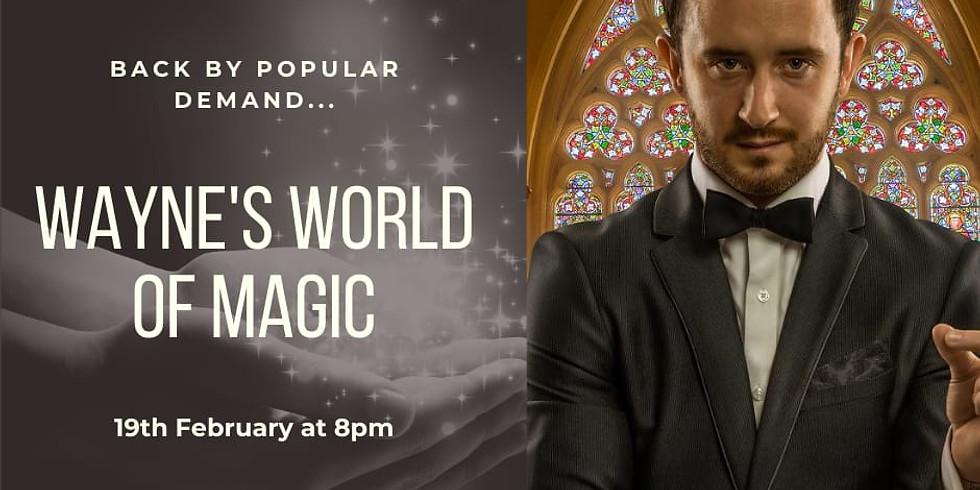 Wayne's World of Magic