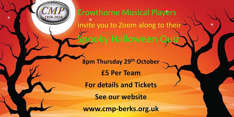 CMP Spooky Halloween Quiz