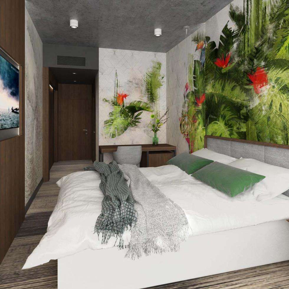ZOO HOTEL_ROOM