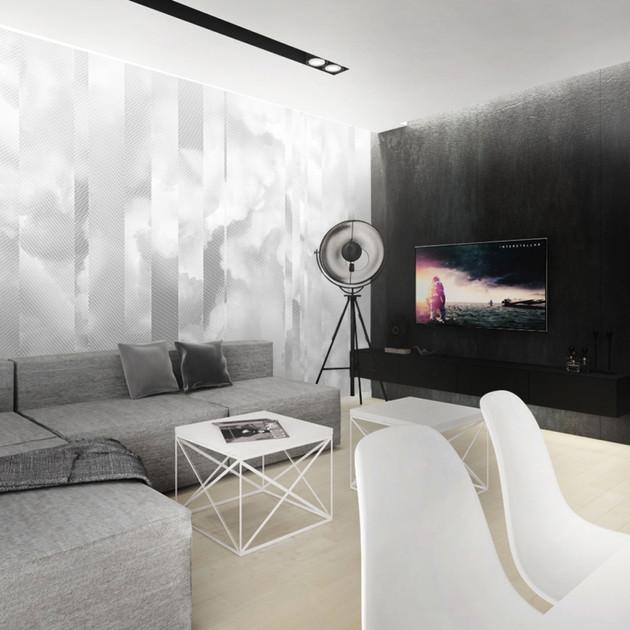 Apartment 01 Katowice 2019